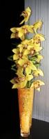 Орхидея, бамбук в Гидрогеле